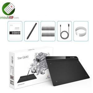 قلم نوریXP-Pen مدل Star G640S برند XP-PEN
